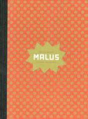 Malus - Couverture - Format classique