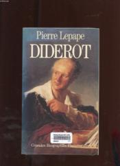 Diderot - Couverture - Format classique