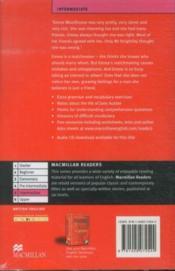 Emma - Intermediate. With Extra Exercises And Audio Cd - 4ème de couverture - Format classique