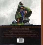 L'atlas du seigneur des anneaux de J.R.R. Tolkien ; les voyages de Frodon - 4ème de couverture - Format classique