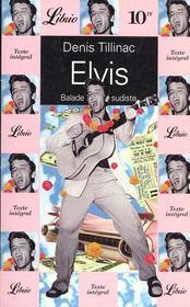 Elvis balade sudiste tour - Intérieur - Format classique