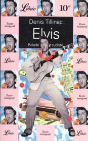 Elvis balade sudiste tour - Couverture - Format classique