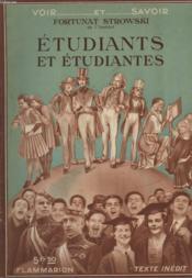 Etudiants Et Etudiantes. Collection : Voir Et Savoir. - Couverture - Format classique