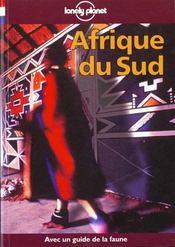 Afrique Du Sud: Guide De Voyage - Intérieur - Format classique