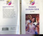 Passion en plein coeur - Couverture - Format classique