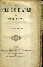 Le Fils Du Diable - Tome 1 - Nouvelle Edition. - Couverture - Format classique
