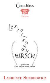 Les cerises au kirsch - Couverture - Format classique
