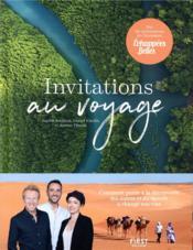 Invitations au voyage ; échappées belles - Couverture - Format classique