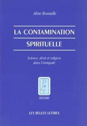 Contamination spirituelle (la) - Intérieur - Format classique