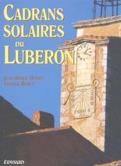 Cadrans solaires du luberon - Couverture - Format classique