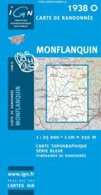 Montflanquin - Couverture - Format classique