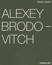 Alexey Brodovitch - Intérieur - Format classique