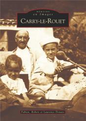 Carry-le-Rouet - Couverture - Format classique