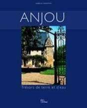 Anjou - Couverture - Format classique