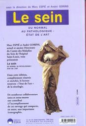 Dommage Corporel - 4ème de couverture - Format classique