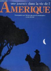 Journee Dans La Vie De L Amerique - Couverture - Format classique