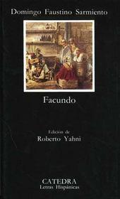 Sarmiento facundo catedra - Intérieur - Format classique