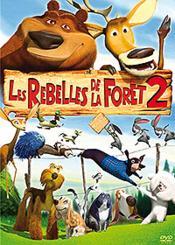 Les Rebelles De La Forêt 2 - Couverture - Format classique