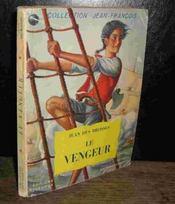 Le Vengeur - Couverture - Format classique