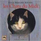 Les chats du Midi - Couverture - Format classique