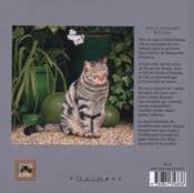 Les chats du Midi - 4ème de couverture - Format classique