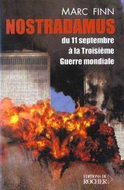 Nostradamus du 11 septembre a la troisieme guerre mondiale - Intérieur - Format classique