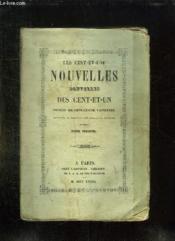 Les Cents Et Une Nouvelles Nouvelles Des Cent Et Un. Tome 2. - Couverture - Format classique