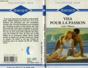 Visa Pour La Passion - Caribean Desire - Couverture - Format classique