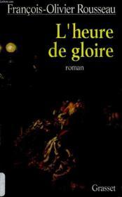 L'heure de gloire - Couverture - Format classique