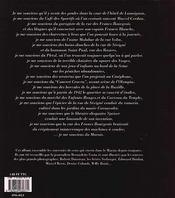 Je me souviens du marais - 4ème de couverture - Format classique