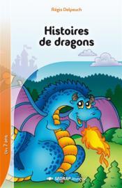 Histoires de dragons - Couverture - Format classique