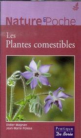 Les plantes comestibles - Intérieur - Format classique