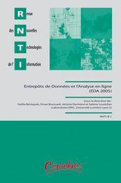 Entrepots de donnees et l'analyse en ligne - Intérieur - Format classique