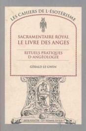 Sacramentaire royal le livre des anges - Couverture - Format classique