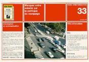 Marquer votre volonté par la politique de marquage - Couverture - Format classique