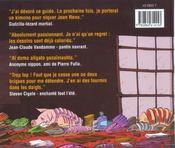 Les arts martiaux illustrés de a à z ; édition 2002 - 4ème de couverture - Format classique