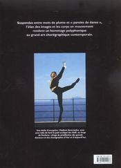 Paroles de danse - 4ème de couverture - Format classique