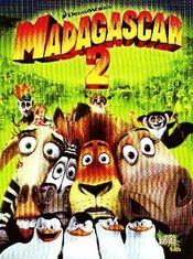 Madagascar 2 - Couverture - Format classique