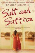 Salt and Saffron - Couverture - Format classique