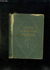 Le Photo Almanach Prisma. 1 - Couverture - Format classique