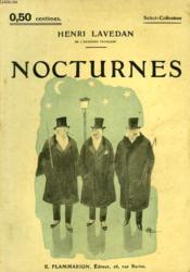 Nocturnes. Collection : Select Collection N° 45 - Couverture - Format classique
