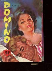 Album Domino Comprenant Les Mensuels N° 19 - 20 - 21 - Couverture - Format classique