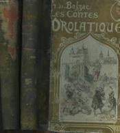 Contes Drolatiques En 2 Volumes. - Couverture - Format classique