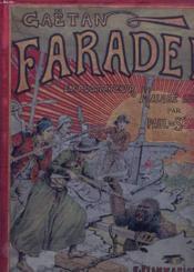 Gaëtan Faradel, Explorateur Malgre Lui. - Couverture - Format classique