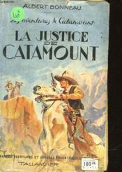 La Justice De Catamount - Couverture - Format classique