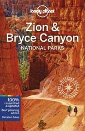 Zion & Bryce Canyon national parks (4e édition) - Couverture - Format classique