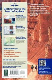 Zion & Bryce Canyon national parks (4e édition) - 4ème de couverture - Format classique