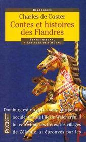 Contes et histoires des flandres - Intérieur - Format classique