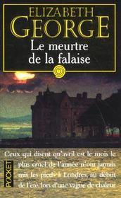 Le Meurtre De La Falaise - Intérieur - Format classique