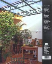 Lumière naturelle - 4ème de couverture - Format classique